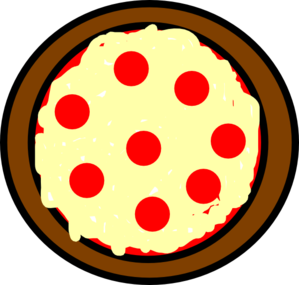 Pizza Clipart Black And White | Clipart Panda - Free Clipart Images