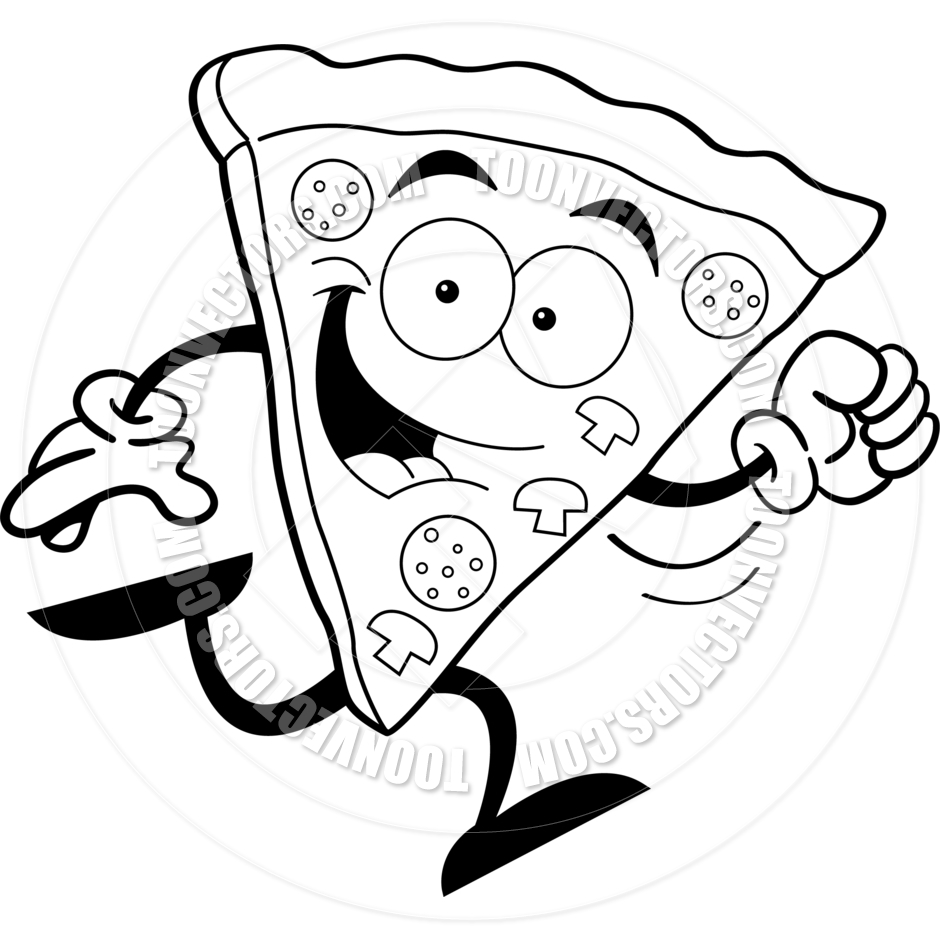 pizza slice clipart black and white clipart panda free clipart rh clipartpanda com pizza party clipart black and white pepperoni pizza black and white clipart