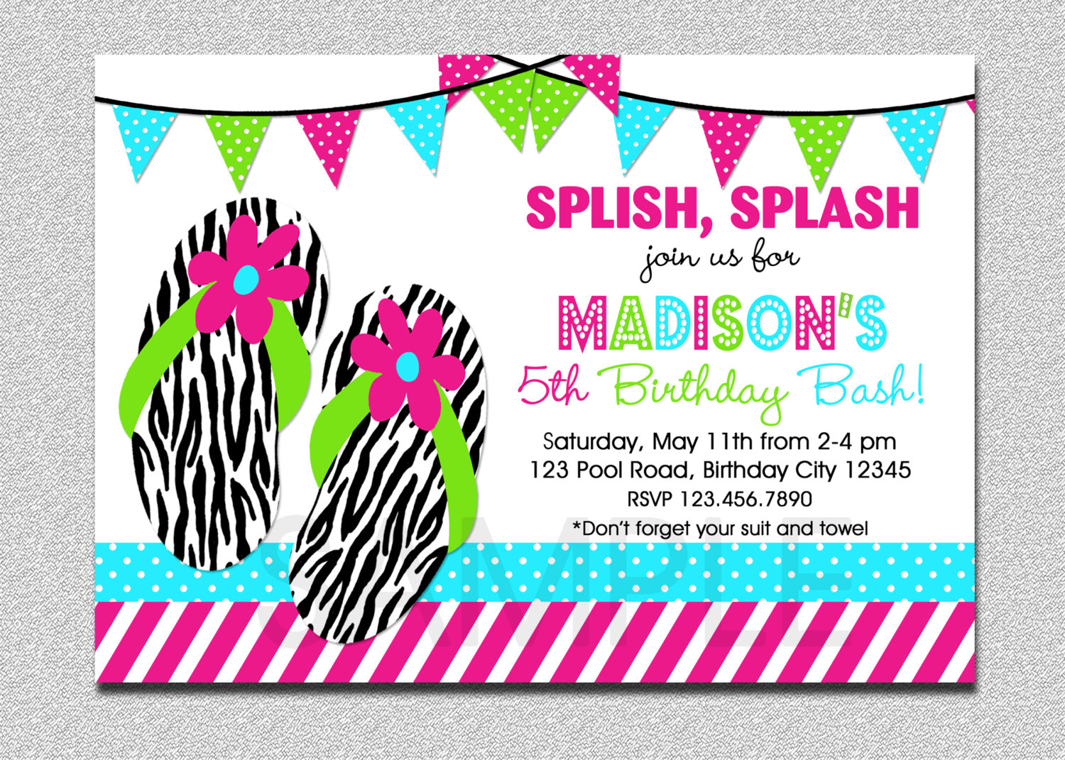 Pizza Party Invitations   Clipart Panda - Free Clipart Images