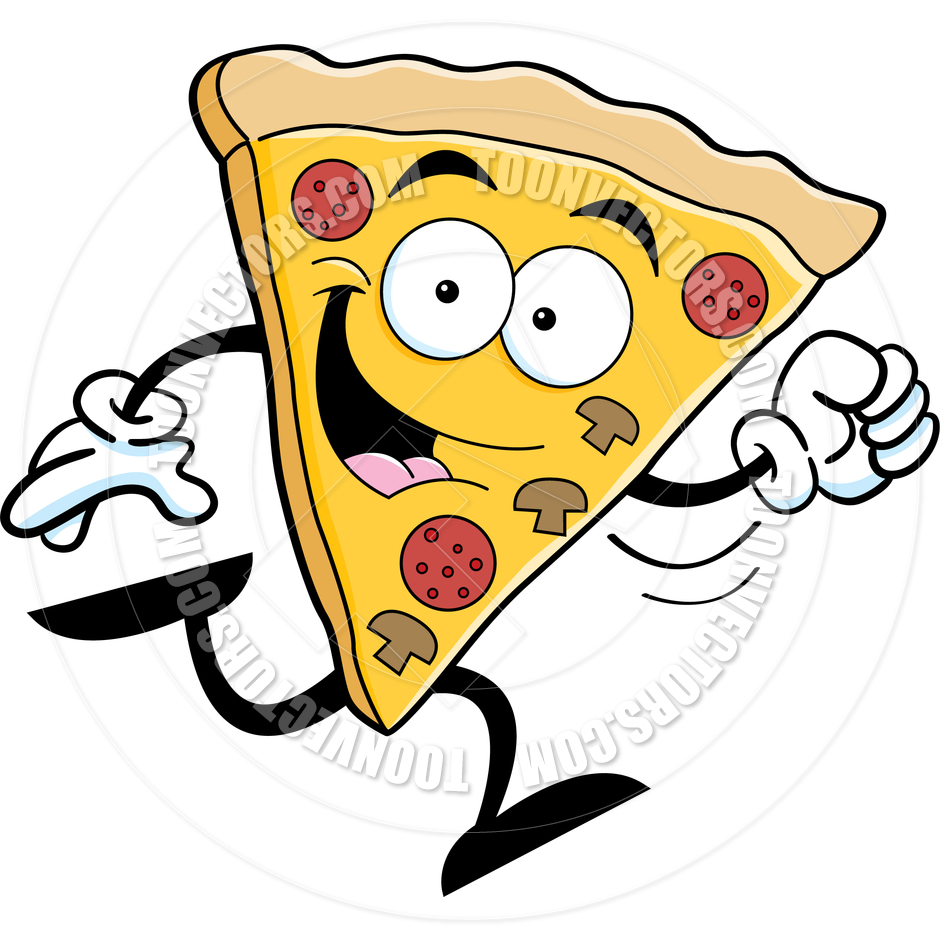 Pizza Pie Cartoon | Clipart Panda - Free Clipart Images