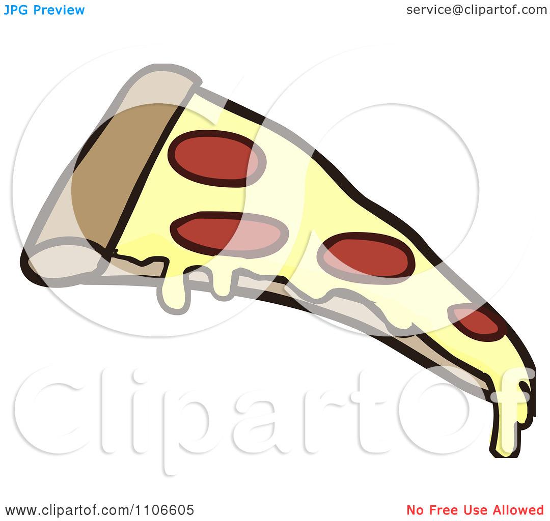 Pizza Slice Clip Art No Background | Clipart Panda - Free ...