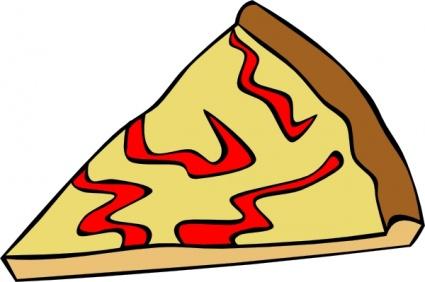 Clip Art Pizza Slice Clip Art pizza slice clipart panda free images