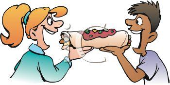 Plain Peanut Butter Sandwich Clipart | Clipart Panda - Free Clipart ...