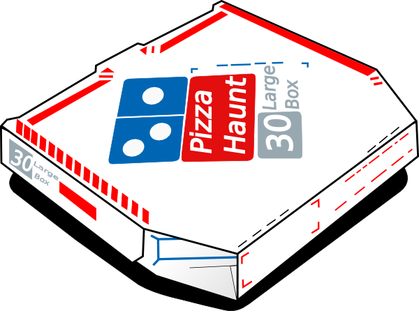 Gallery For > Pizza Box Cartoon