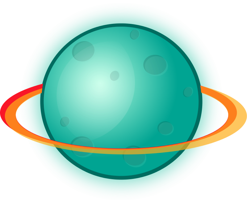 Clipart Planets | New Calendar Template Site
