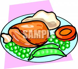 Turkey Dinner Plate | Clipart Panda - Free Clipart Images