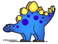 Cute Dinosaur Clip Art