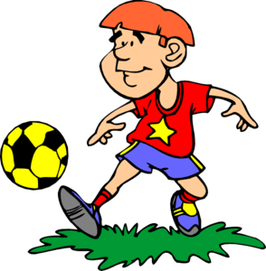 kid football player clipart clipart panda free clipart images rh clipartpanda com soccer player clipart free soccer player clipart black and white