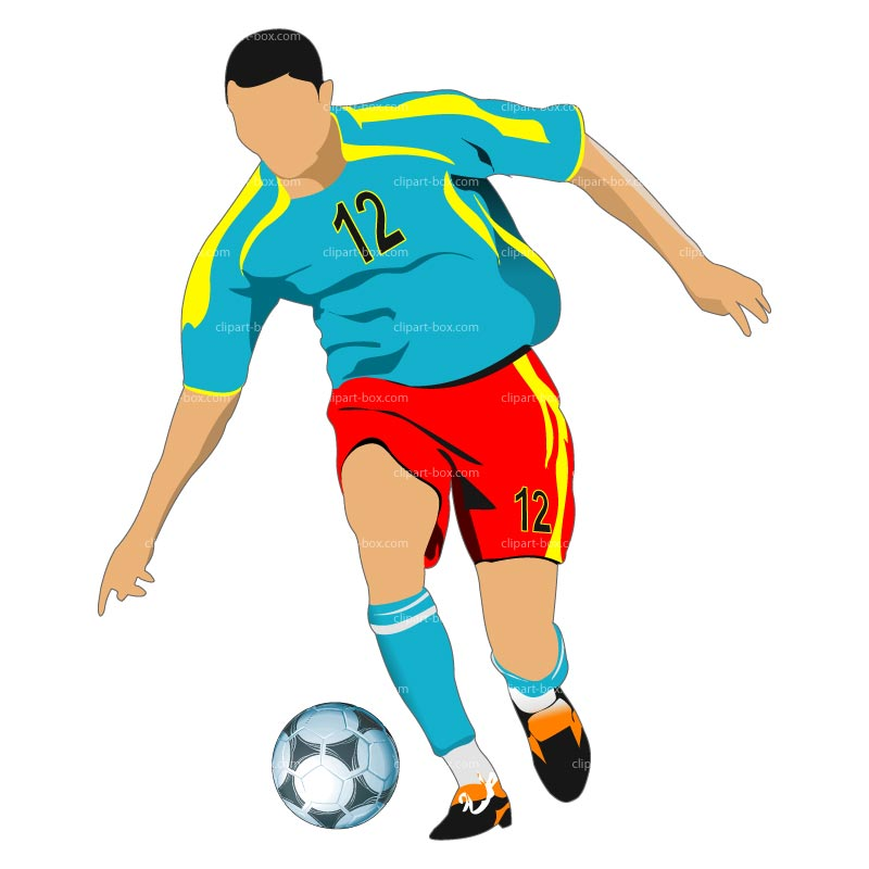 Clip Art Soccer Player Clipart soccer player clipart panda free images playing clip art