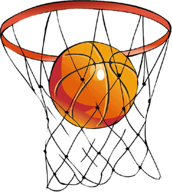 clip art images basketball - photo #23