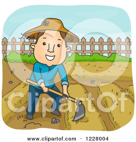 Fanny Farmer: Clipart Happy Farmer Driving Tractorroyalty Free Vector