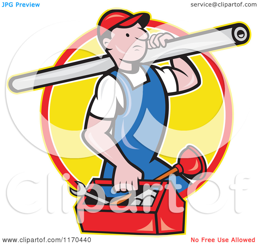 Gallery For > Plumbing Tools Clipart