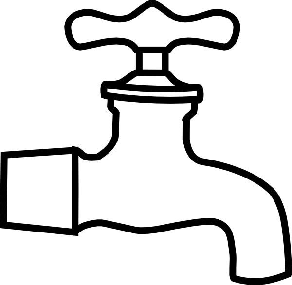 water faucet clipart black and white clipart panda gas pipeline clipart pipeline clipart images