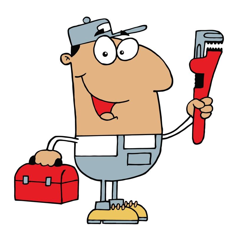 Plumbing Clipart - tutor
