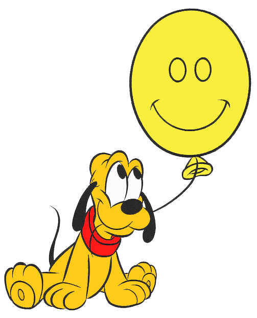Mickey Pluto Coloring Pages