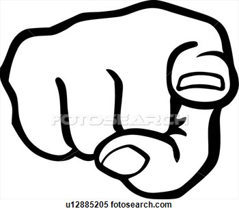 finger pointing clipart clipart panda free clipart images rh clipartpanda com pointing finger clipart images pointing finger clipart free