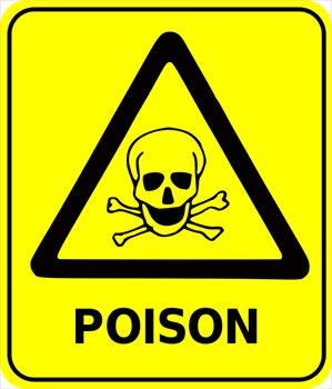 safety sign poison clipart clipart panda free clipart images rh clipartpanda com poison ivy clipart poison ivy clipart