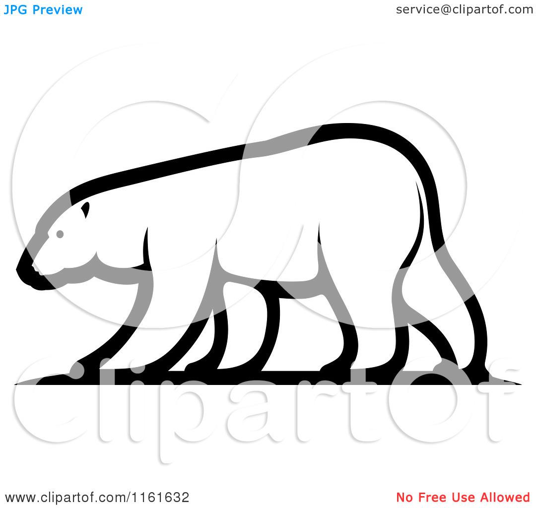 polar bear clip art black and white clipart panda free clipart rh clipartpanda com free clipart images polar bear
