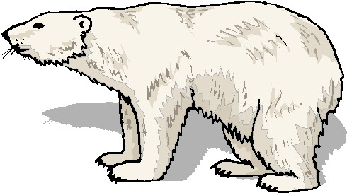 polar bear clip art free clipart panda free clipart images rh clipartpanda com polar bear hunting clipart clipart polar bear paw prints