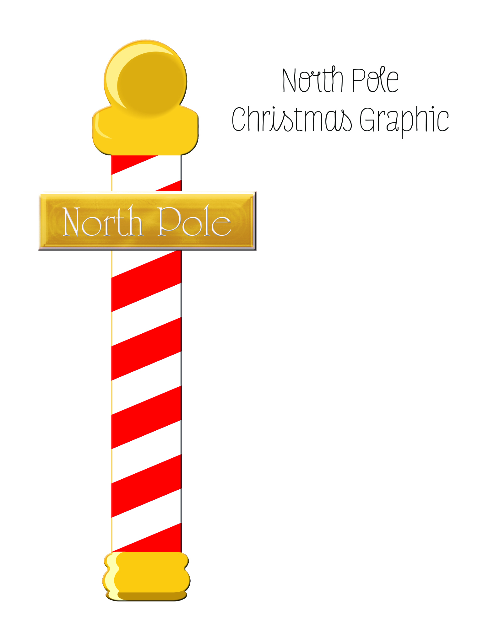 north pole express christmas | Clipart Panda - Free Clipart Images