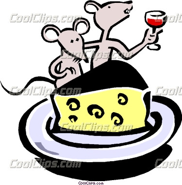 Mouse Cheese Clipart | Clipart Panda - Free Clipart Images