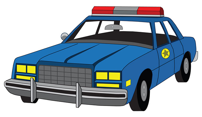 Clip Art Police Car Clipart police car clipart panda free images