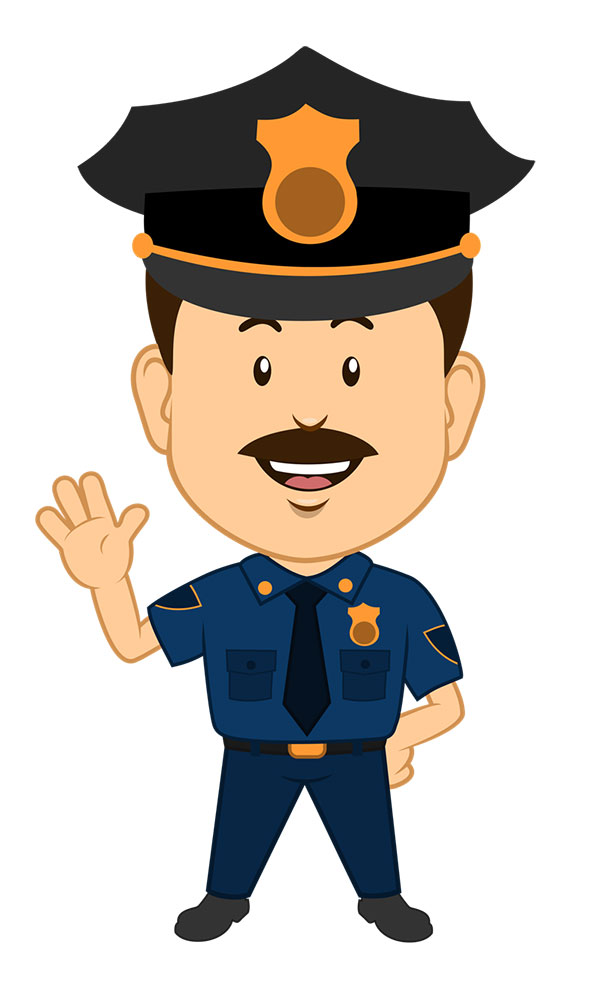 Clip Art Policeman Clipart policeman clipart panda free images