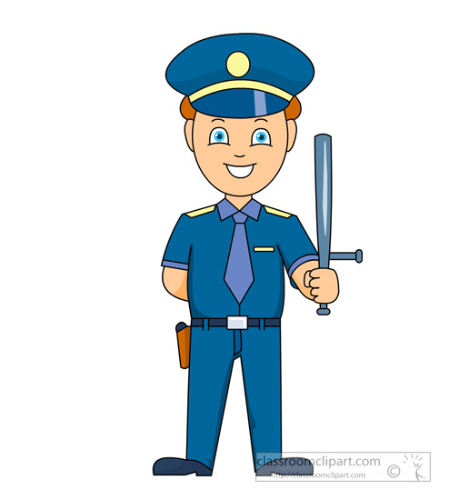 Police Clip Art For Kids | Clipart Panda - Free Clipart Images