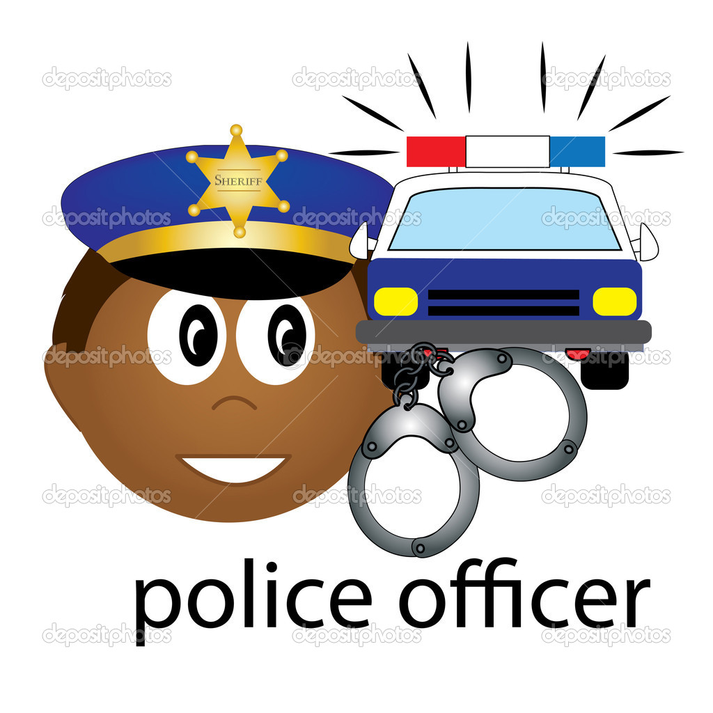 police officer clipart black and white | clipart panda - free