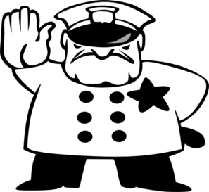 Police Car Clipart Black And White | Clipart Panda - Free ...