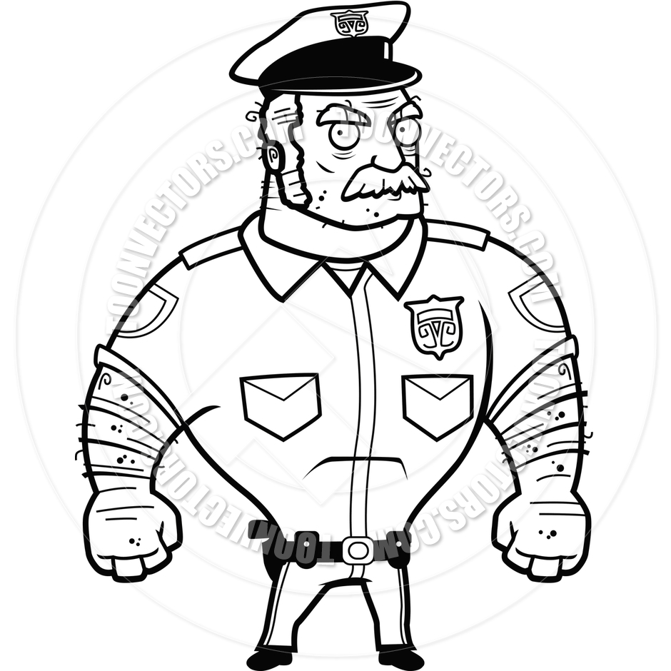 Holiday Coloring Pages Police Badge Coloring Page Free