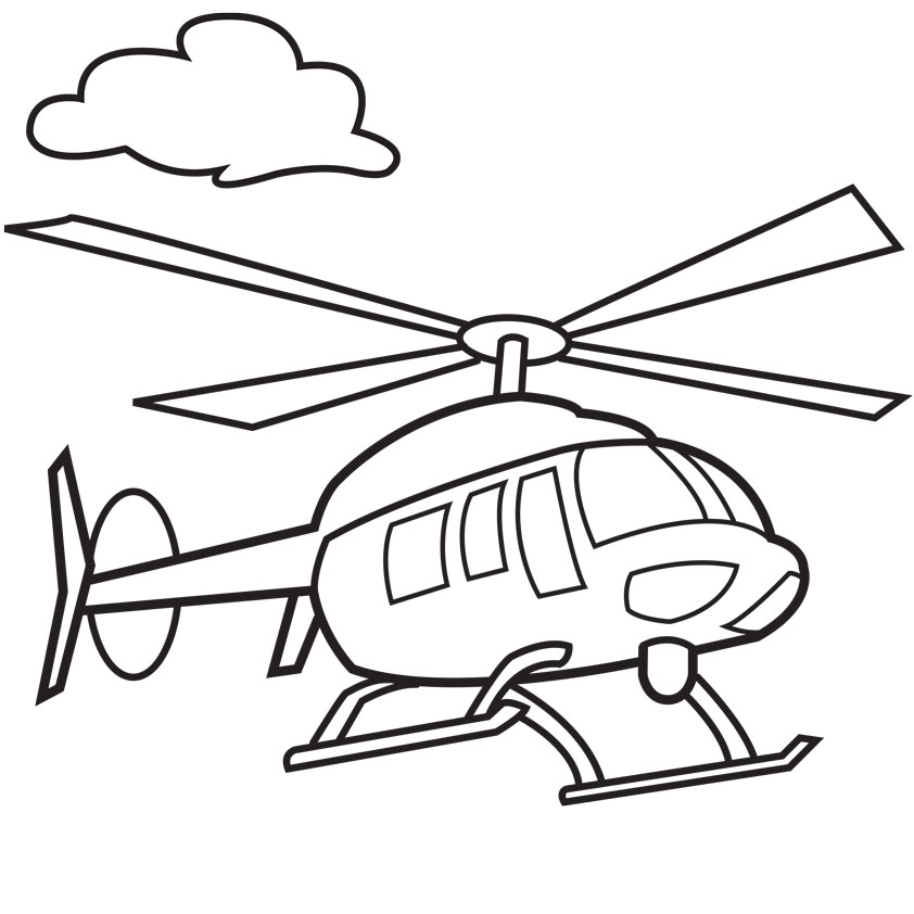 Police helicopter coloring pages clipart panda free for Police helicopter coloring page