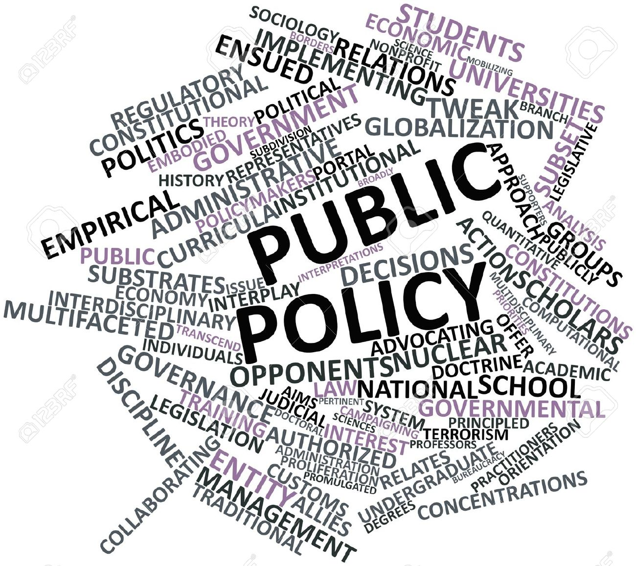 Public Policy Clipart