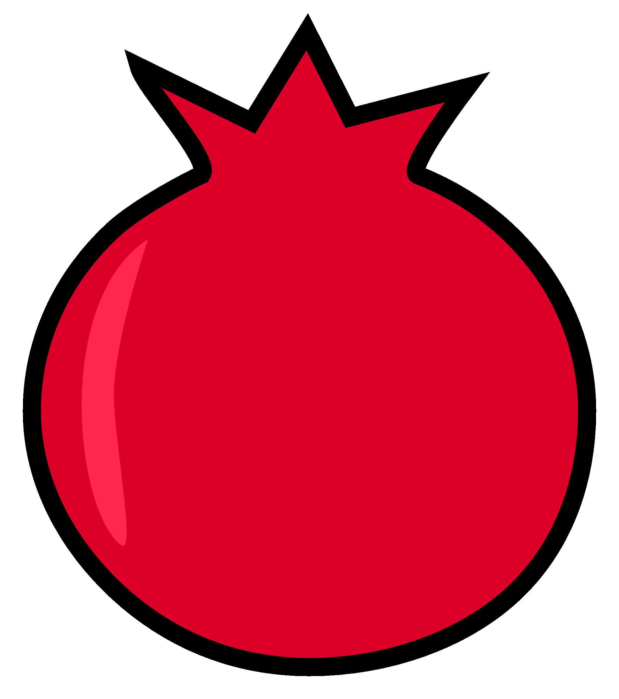 Clip Art Pomegranate Clipart pomegranate clipart panda free images