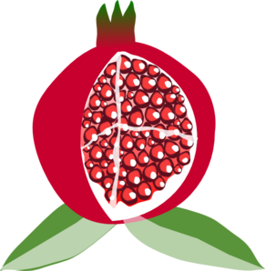 Pomegranate Clipart | Clipart Panda - Free Clipart Images