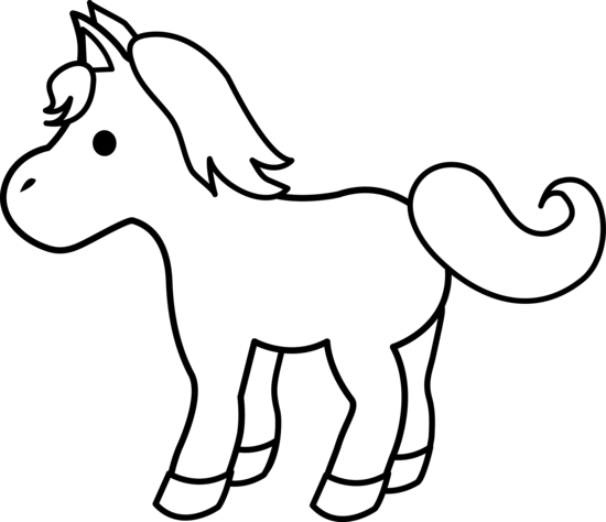 Pony 20clipart | Clipart Panda - Free Clipart Images