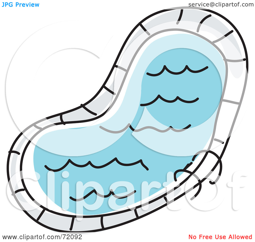 0db66835f7f9 Swimming Pool Clipart Black And White | Clipart Panda - Free Clipart ...