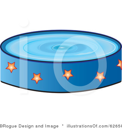 Above Ground Swimming Pool Clip Art