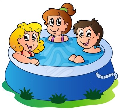 pool clipartKids Pool Clip Art
