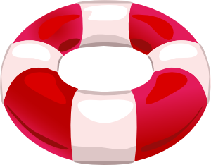 Pool Float Clipart