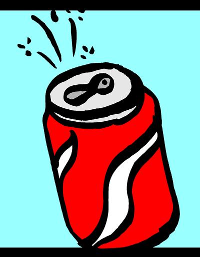 Avoid soda / pop / Coke | Clipart Panda ...