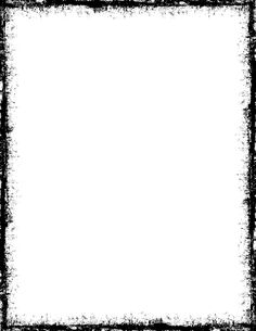Popcorn Border Writing Paper | Clipart Panda - Free Clipart Images