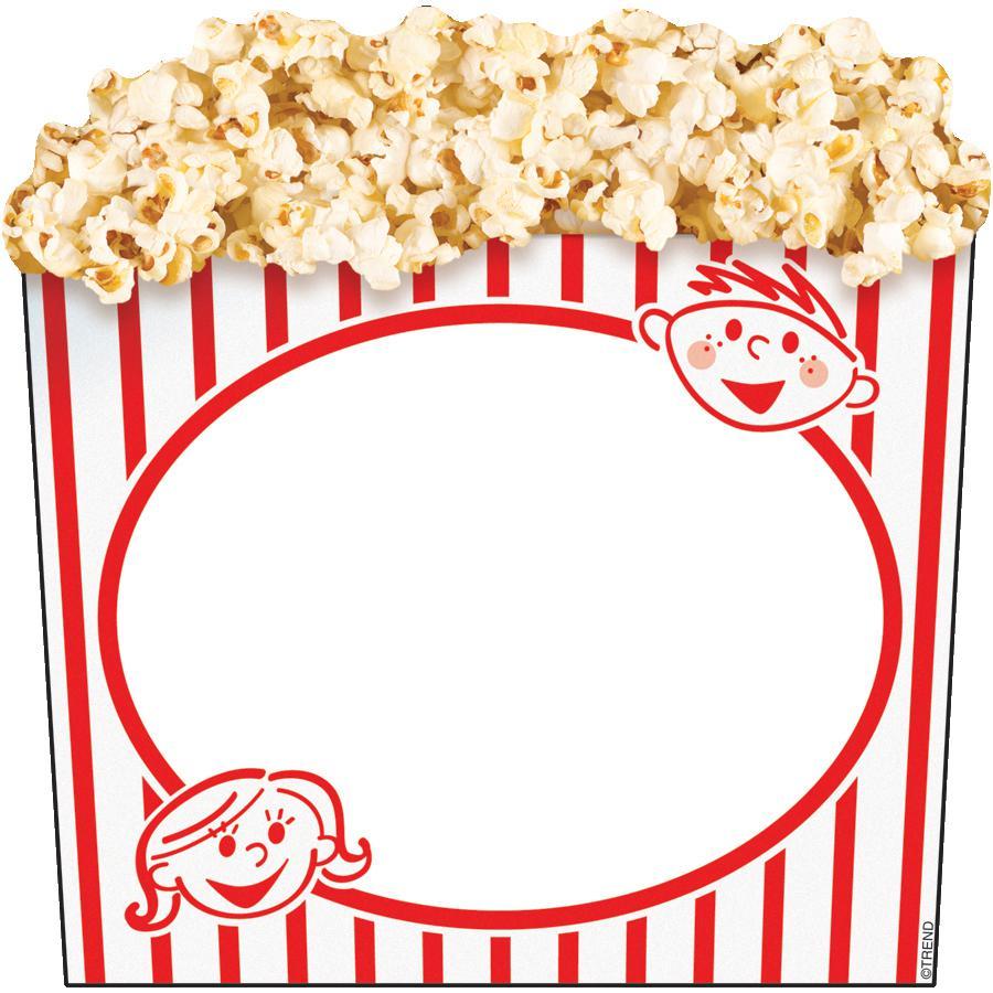 popcorn movie ticket template .