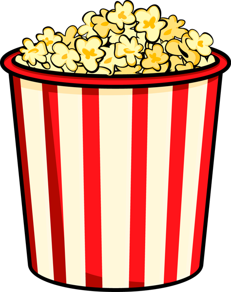 Free popcorn clipart | Clipart Panda - Free Clipart Images