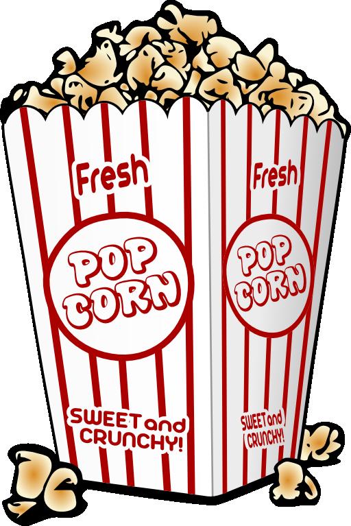 Popcorn Clip Art Border | Clipart Panda - Free Clipart Images