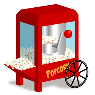 Popcorn Clip Art Free | Clipart Panda - Free Clipart Images