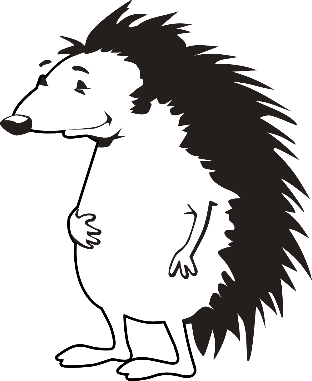 Displaying 16> Images For - Porcupine Coloring Pages...