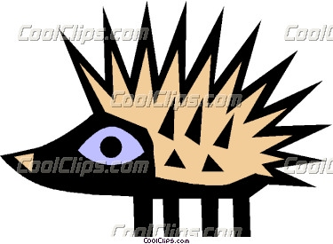 cool porcupine vector clip art clipart panda free clipart images rh clipartpanda com clipart porcupine face cute porcupine clipart
