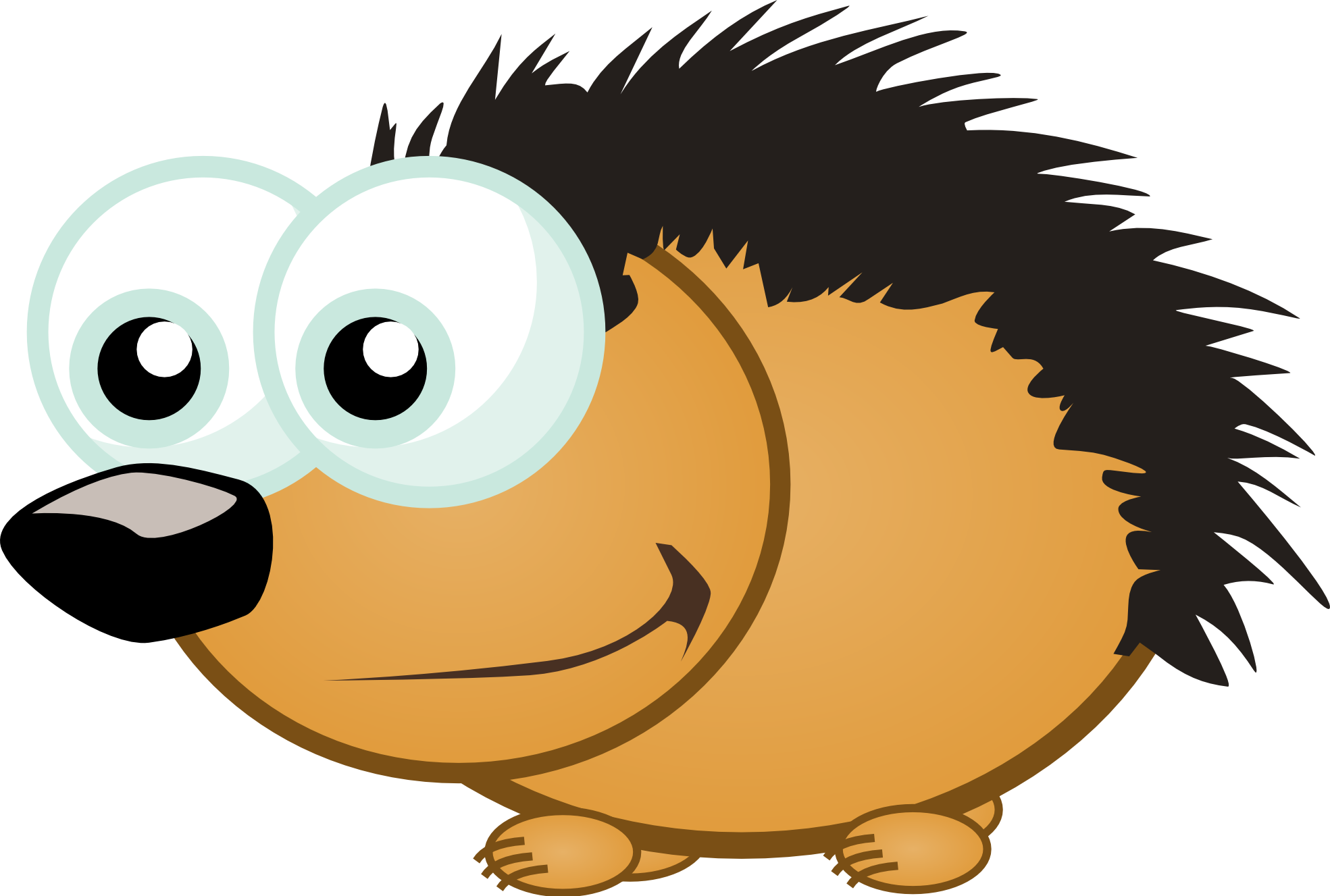 Clip Art Porcupine Clipart porcupine clip art free clipart panda images art
