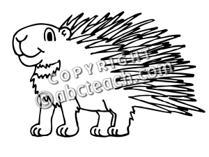 clip art cartoon porcupine clipart panda free clipart images rh clipartpanda com porcupine clip art free porcupine fish clipart